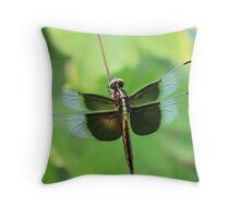 Get your wings Throw Pillow