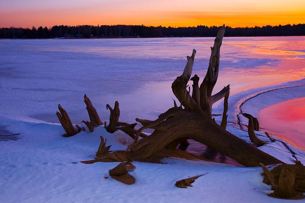 Rest Lake by Lara Grauer