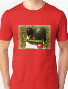 Home Grown Garden Veggies and Fruit Unisex T-Shirt