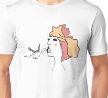 Kissing Dragon Unisex T-Shirt