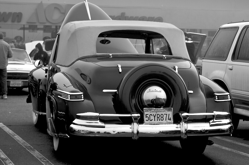 Lincoln Continental by Morven