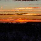 Blizzard Sunset by KarenDinan