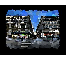 Flinders Lane Photographic Print
