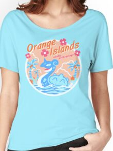Orange Islands Women's Relaxed Fit T-Shirt
