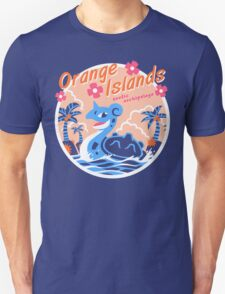 Orange Islands T-Shirt