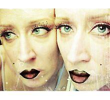 Absinthe Mirror Photographic Print