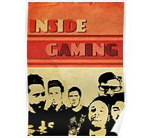 Inside Gaming Poster Poster