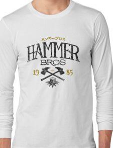 Hammer Brothers - alternate version Long Sleeve T-Shirt