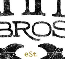 Hammer Brothers - alternate version Sticker