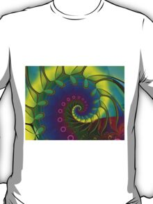 Hippie Stained Glass T-Shirt