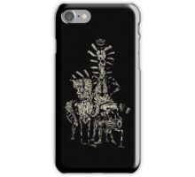 beautiful freaks iPhone Case/Skin