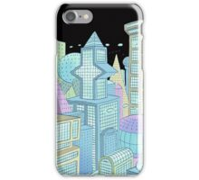 Future city iPhone Case/Skin