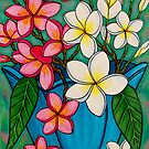 Frangipani Sawadee by LisaLorenz