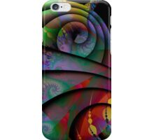 Gypsy Snail Caravan iPhone Case/Skin