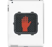 Stop and Talk to the Hand iPad Case/Skin