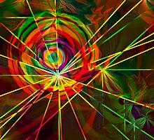 Kaleidoscope by cherryannette