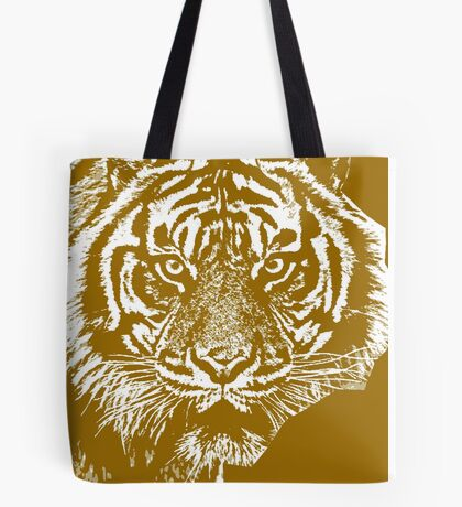 TIGER (LARGE) Tote Bag