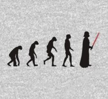 Evolution of the dark side Kids Clothes