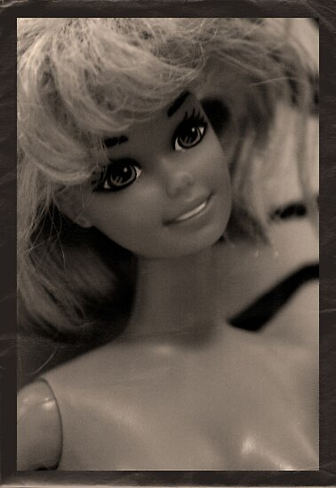 Barbie by Heather Meadows