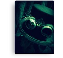 Steampunk Gentlemen's Hat 1.2 Canvas Print