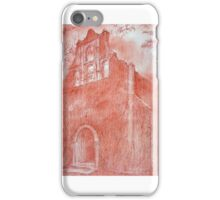 Capilla  iPhone Case/Skin