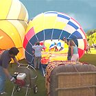 Queeche Balloon Festival 2 by LizAndino