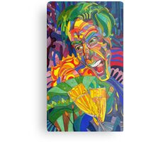 Battle Cries and Champagne Metal Print