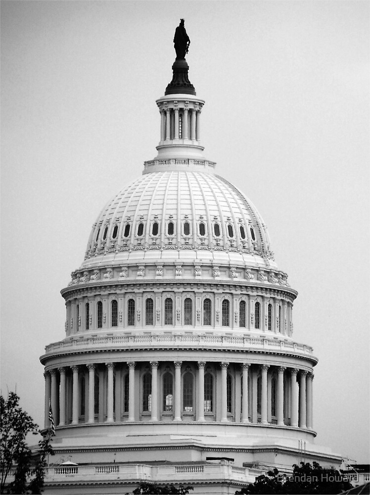 Capitol by Brendan Howard