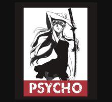 Anime psycho shirt by zibara