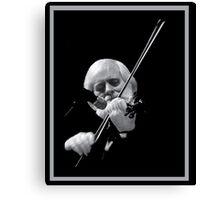 Ancient Fiddler Canvas Print