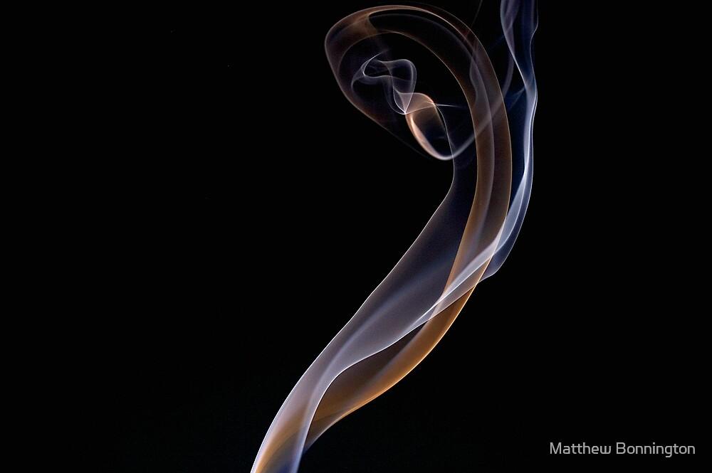 Black Smoke 2 by Matthew Bonnington