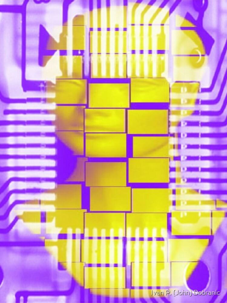 Circuitry man by Ivan P. (John) Dobranic