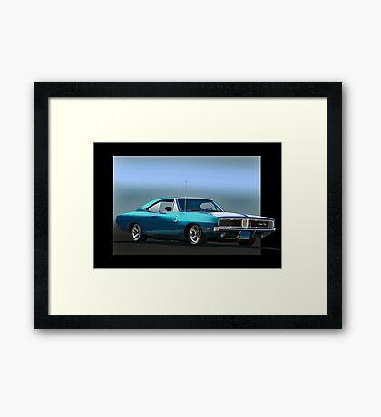 1972 Dodge Charger RT Framed Print