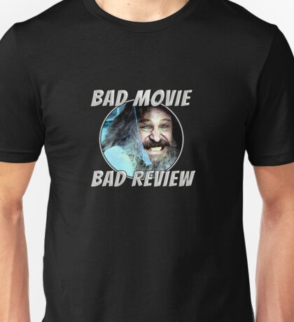 Bad Movie - Bad Review, Official T-Shirt Unisex T-Shirt
