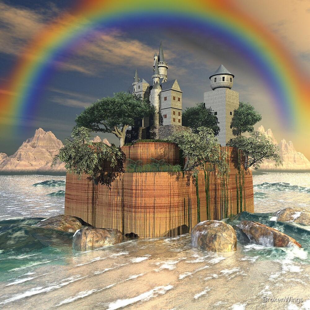 Castle Rock by BrokenWings