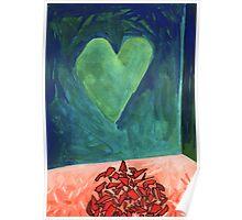 Shattered Heart Poster