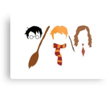 Harry Potter Trio  Metal Print