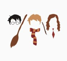 Harry Potter Trio  Kids Clothes