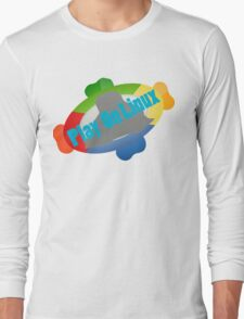 Play on Linux Long Sleeve T-Shirt
