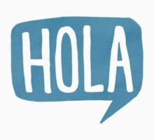 Hola by nickeybird