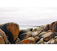 Bay of Fires, Tasmania Photographic Print
