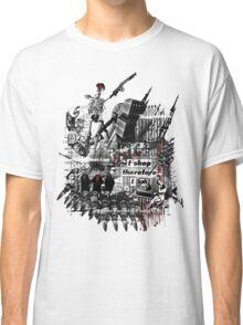23rd Century Human Anatomy  Classic T-Shirt
