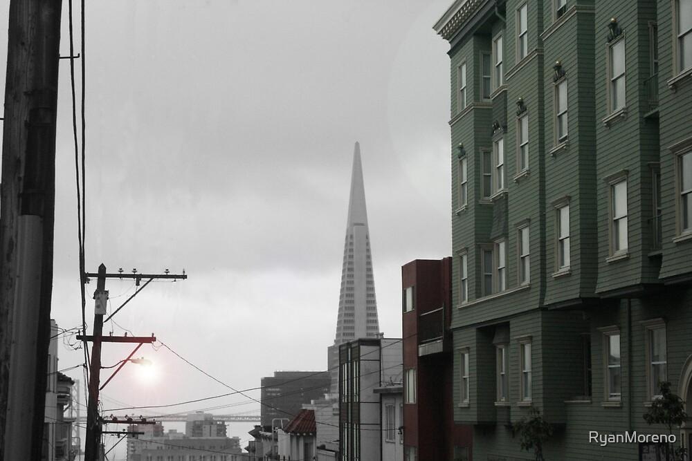 San Francisco by RyanMoreno