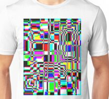 80s Retro Kitsch Unisex T-Shirt