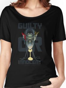 Guilty OR Innocent?! Women's Relaxed Fit T-Shirt
