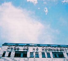 casa de la democracia by Ryan  Austin