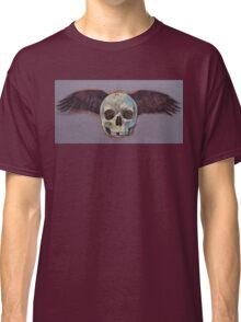 Raven Skull Classic T-Shirt
