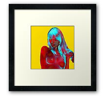 Tina Day Framed Print
