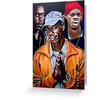 Mind of Chapelle Greeting Card