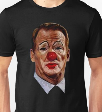Matt Patricia wear Roger Goodell Clown Unisex T-Shirt